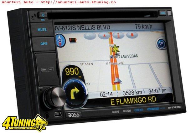 DVD 2DIN CU GPS BOSS AUDIO