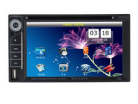 "Dvd 2Din Universal ~ Multimedia 7"" inch ~ Bluetooth, Tv, USB, SD Card"