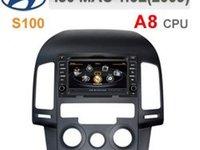 DVD AUTO NAVIGATIE DEDICATA HYUNDAI I30 2007 - 2012 CLIMA MANUALA WITSON W2-C024 S100 GPS TV CARKIT
