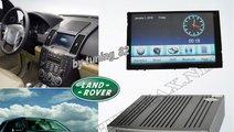 DVD AUTO Navigatie Dedicata LAND ROVER FREELANDER ...