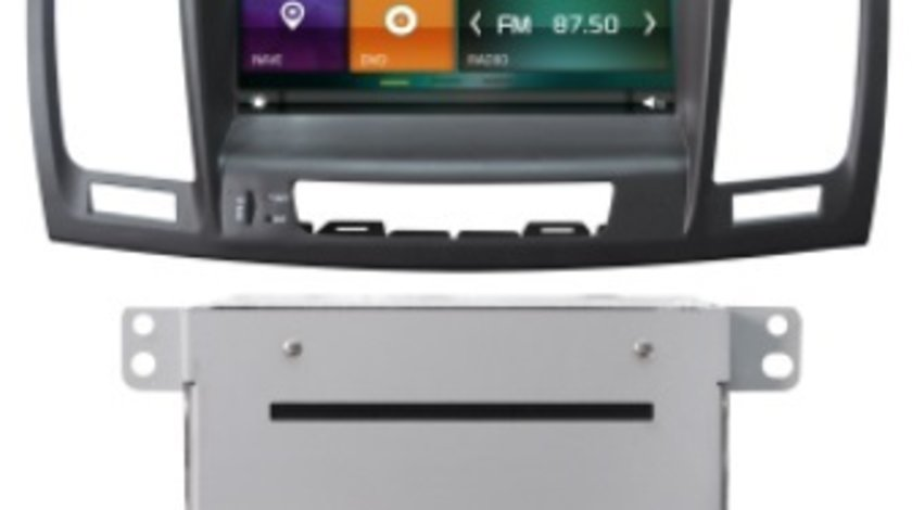DVD AUTO NAVIGATIE DEDICATA OPEL INSIGNIA WITSON W2-E8977L PLATFORMA C30 ECRAN CAPACITIV 8'' DVD GPS