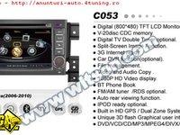 Dvd Auto Navigatie Dedicata Suzuki Grand Vitara EDOTEC EDT C053 Platforma S100 Procesor Dual Core A8 1ghz 512 Ddr 2 Dvd Gps Tv Dvr Carkit Preluare Agenda Telefonica