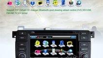 DVD AUTO NAVIGATIE Tti 8952i BMW SERIA 3 E46 Inter...