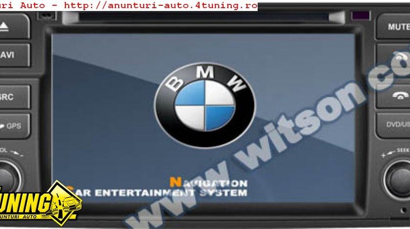 DVD AUTO Navigatie WITSON Bmw Seria 3 E46 INTERNET 3G WIFI Butoane Cauciucate Oem Dvd Gps Car Kit Picture In Picture MODEL 2013