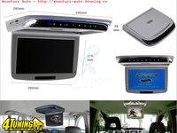Dvd Auto Plafon BEJ Lcd 10,2 Inch Esd 1020hd Tv Tuner Si Modulator Fm Dvd Usb Sd Player Intrare Audio Video Aux ! Montaj Calificat In Toata Tara !
