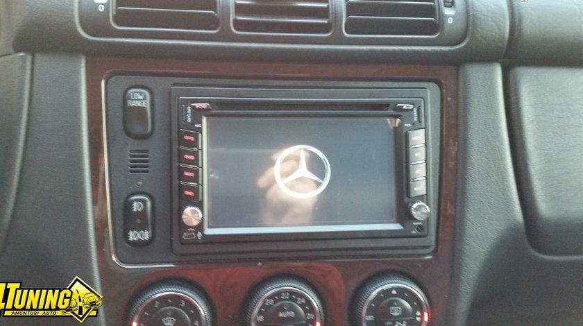 Dvd GPS Auto CARKIT Navigatie Dedicata Mercedes Benz Ml W163 1997–2005 NAVD-6205ML