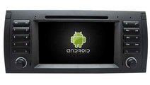 Dvd Gps Auto Navigatie Android Dedicata BMW E39 X5...