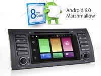 Dvd Gps Auto Navigatie Dedicata Android BMW X5 E53 Carkit Internet NAVD P082