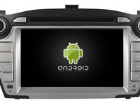 DVD GPS Auto Navigatie Dedicata ANDROID Hyundai IX35 NEW TUCSON NAVD-A047