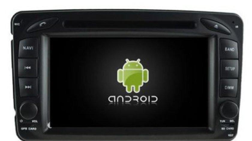 Dvd Gps Auto Navigatie Dedicata Mercedes Viano CARKIT USB NAVD-P068