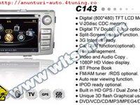 Dvd Gps Auto Navigatie Dedicata Toyota Hilux 2012 Navd C143 Platforma S100 Dual Core Dvd Gps Carkit
