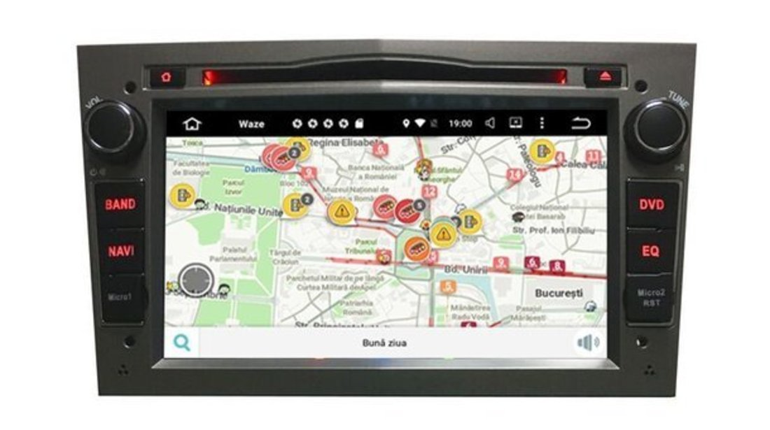 Dvd Gps Auto Navigatie Opel Astra H Vectra C Zafira Antara Corsa C D Meriva Signum NAVD-i019