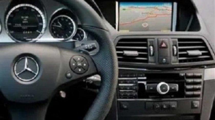 DVD harti 2020 Mercedes E Class navigatie Audio 50 APS Europa ROMANIA