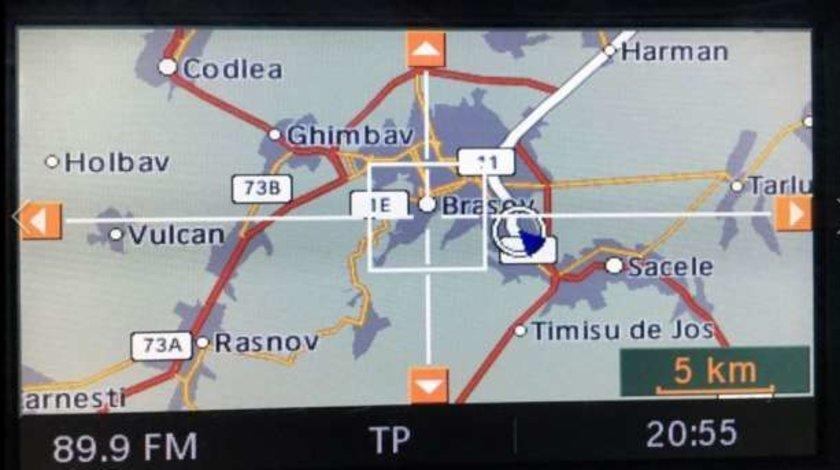DVD harti BMW Business Navigatia Mica - inclusiv Romania si Bulgaria
