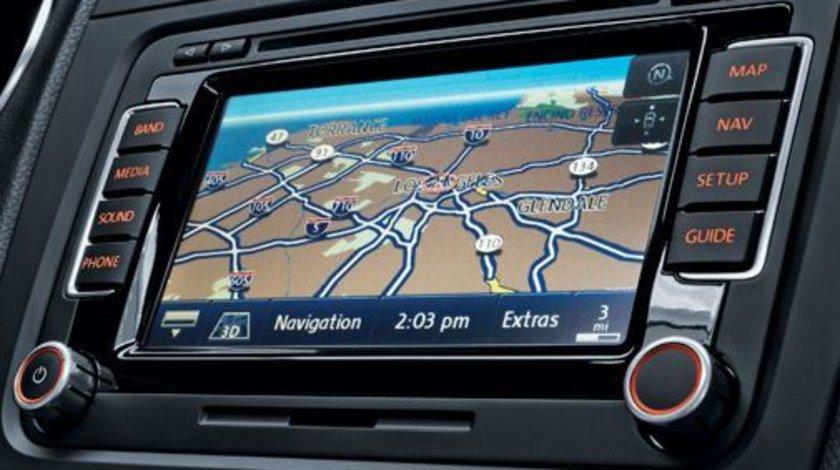 Dvd harti navigatie Volkswagen Rns510 harti PASSAT TIGUAN TOUAREG 2019