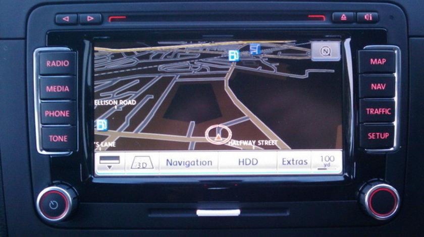 Dvd harti navigatie Volkswagen rns510 HARTI PASSAT TIGUAN TOUAREG 2018