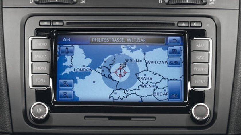 Dvd harti navigatie Vw rns 510 HARTI PASSAT TIGUAN TOUAREG 2017/2018