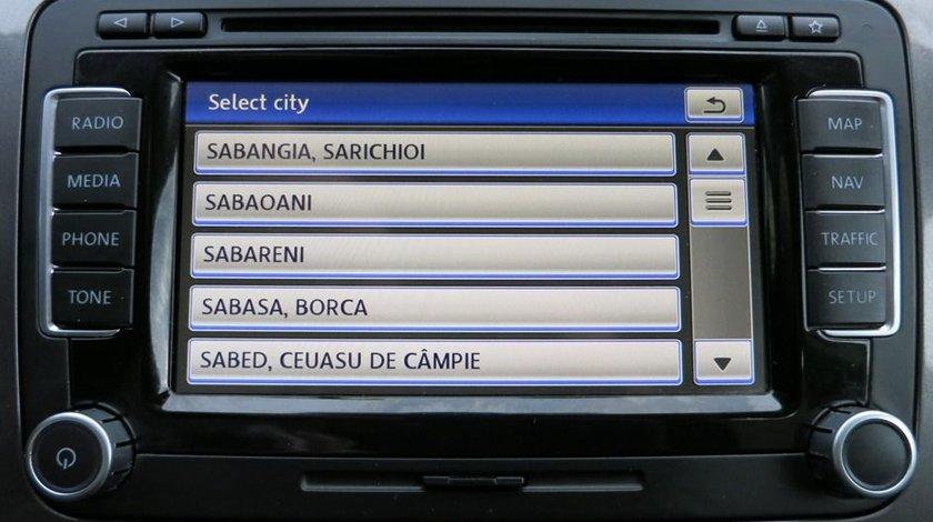 Dvd harti navigatie Vw rns 510 HARTI PASSAT TIGUAN TOUAREG 2016 2017 2018