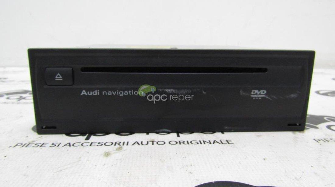 DVD navigatie Audi A4 8K, A5 8T Unitate mmi 2G cod 4E0919887M / 4E0910887T