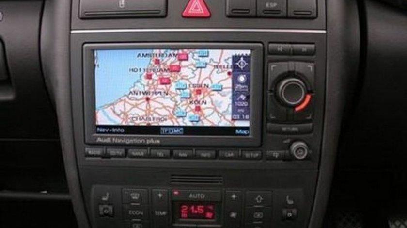 DVD Navigatie Audi RNS-E Harta 2019 Europa de Est, inclusiv Romania