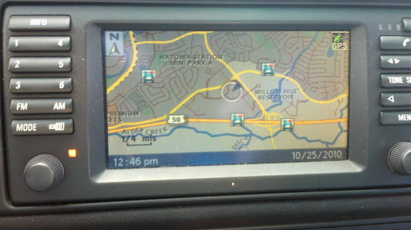 Dvd navigatie BMW HIGH Road Map Europe harta ROMANIA 2019