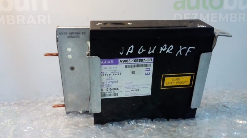 DVD Navigatie GPS Jaguar XF X250 (2007-2015) 8X23-19H389-AE AW83-10E887-CB 6SEU12C