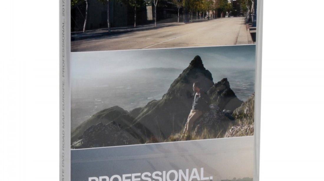 Dvd navigatie profeionala 2017 originala bmw
