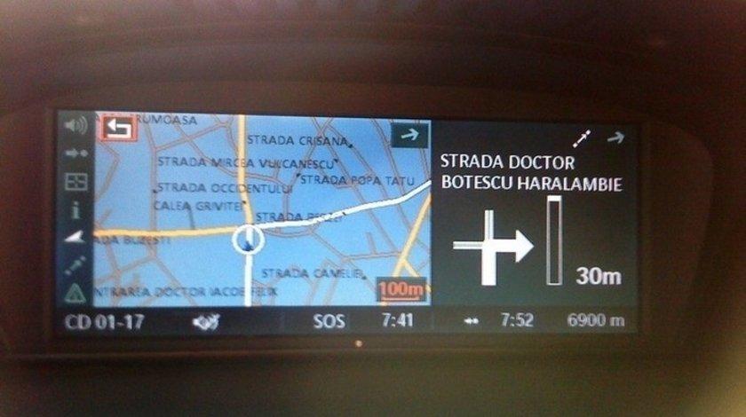 DVD navigatie PROFESSIONAL Europa Romania 2017 BMW Seria 1,3,5,6,X5,X6