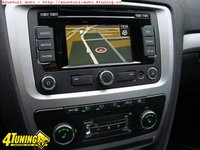 Dvd navigatie VW SKODA SEAT RNS510 Harta Romania Europa 2016