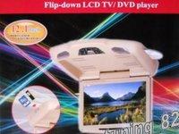 Dvd Plafoniera NEGRU Monitor Lcd Tft 12 1 Inch Divx Usb Sd Modulator Fm JOCURI JOYSTICK WIRELESS