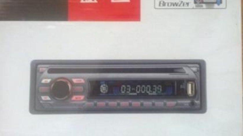 Dvd Player Auto 1DIN Universal FATA DETASABILA DIVX 2 IESIRI VIDEO
