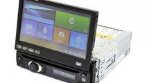 DVD PLAYER AUTO CU ECRAN RETRACTABIL LCD 7'' PNI U...