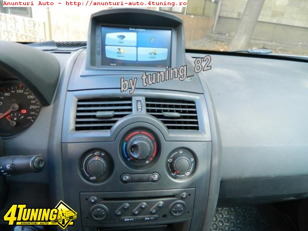 dvd player auto cu navigatie dedicata renault megane 2 edotec edt k098 platforma s90 gps tv. Black Bedroom Furniture Sets. Home Design Ideas