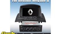 Dvd Player Auto Cu Navigatie Dedicata Renault Mega...