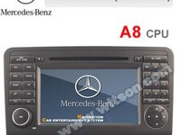 DVD PLAYER AUTO NAVIGATIE DEDICATA MERCEDES-BENZ ML W164 GL X164 WITSON W2-D6558 DVD GPS TV CARKIT