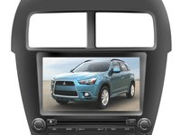 Dvd Player Auto Navigatie Dedicata Mitsubishi Asx Peugeot 4008 Citroen C4 Aircross Edotec Edt K026 Platforma S90 Win8 Style Dvd Gps Tv Carkit Preluare Agenda Telefonica Model 2015
