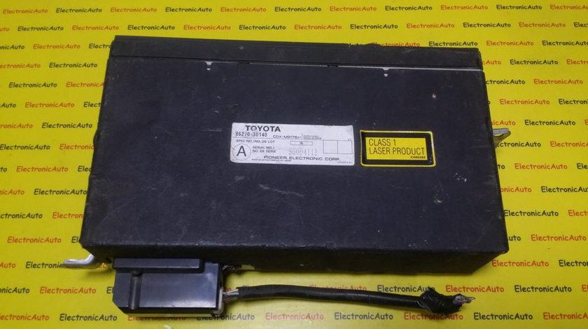 DVD Player, Depozitare CD Toyota, Lexus, 8627030140
