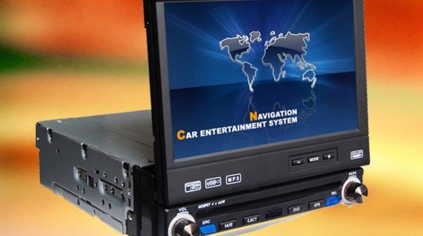 Dvd Retractabil 7 Witson DEDICAT OPEL Fata Detasabila Tv Tuner Divx Usb Sd
