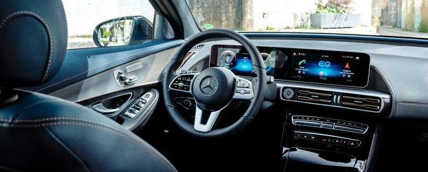 E alarma de grad zero la sediul Audi: Noua masina de la Mercedes...