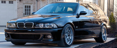 E atat de bine facuta ca parca BMW a construit-o. Masina pe care bavarezii nu au vrut s-o vanda exista in realitate