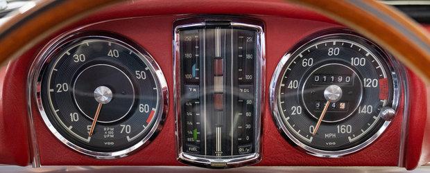E atat de rara ca unii n-au vazut-o decat in poze. Doar 270 de masini exista in toata lumea...