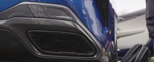 E cea mai tare masina pe care BMW o vinde la momentul actual. Fanii au asteptat-o aproape 20 ani