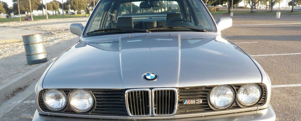 E cel mai mare cosmar al fanilor BMW: un M3 ca acesta nu ar trebui sa existe!