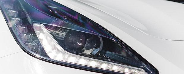 E cel mai potent Corvette din toate timpurile. Are 750 CP sub capota si face suta in mai putin de trei secunde