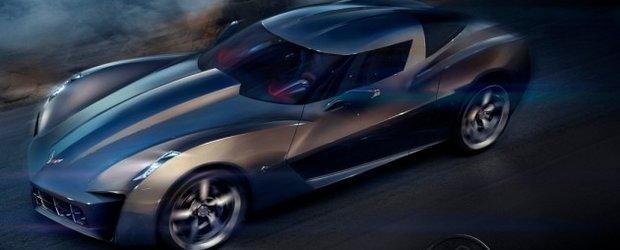 E clar: fara motor central pentru viitorul Corvette