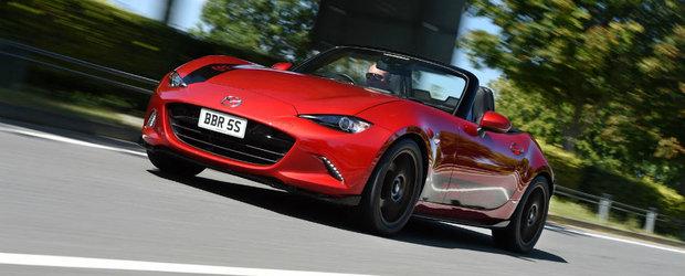 E considerata una dintre cele mai bune masini sport ale momentului. Cu ajutorul celor de la BBR, MX-5-ul devine acum si mai puternica