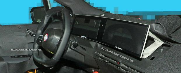 E diferita de orice alt BMW. Uite cum arata la interior noua masina a bavarezilor!