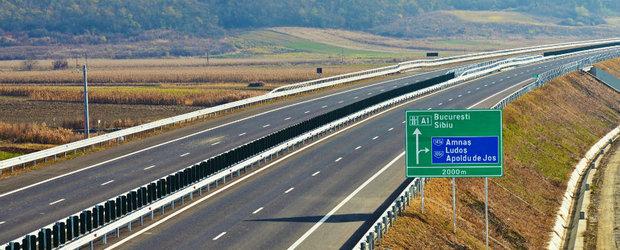 E finalul lui septembrie iar lotul 3 al autostrazii Sibiu-Orastie este tot inchis. Si asa va ramane
