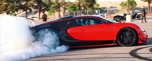 E singurul om din lume care a indraznit sa faca asta. Daca afla Bugatti, alta masina nu mai pupa!