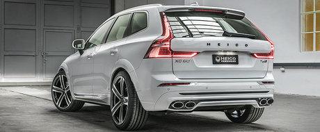 E un 'must' pentru Volvo XC60. Costa 2.500 de euro, dar merita fiecare cent